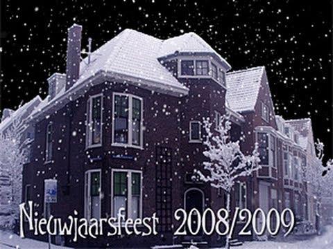 Nieuwjaarsfeest 2008/2009
