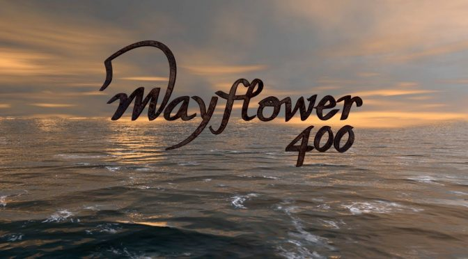 The Mayflower Sails Away…